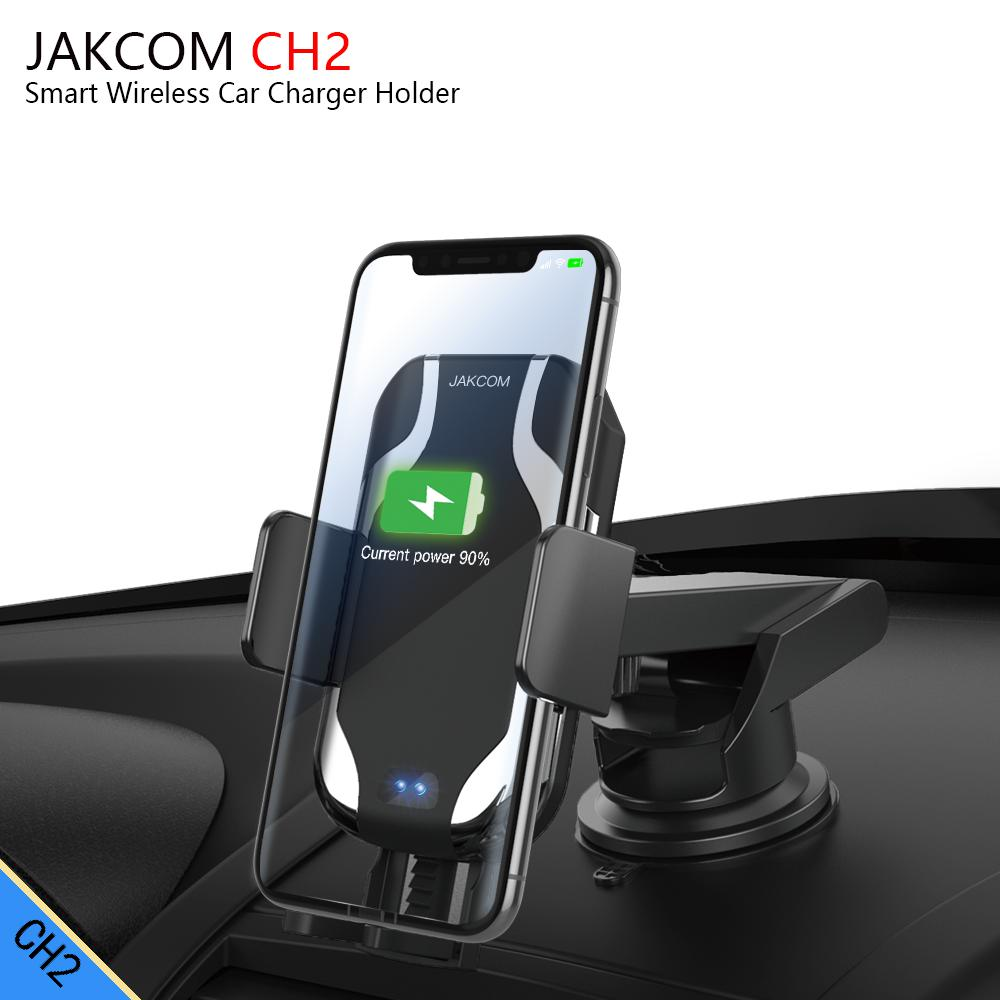 JAKCOM CH2 Smart Wireless Car Charger Holder Hot sale in Mobile Phone Holders Stands as smartphone holder marble one plus 5t