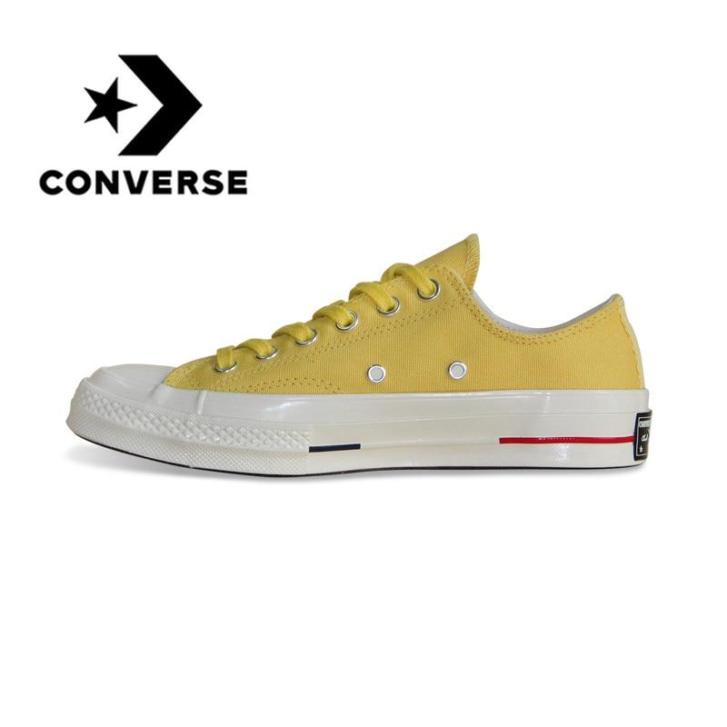 Original Converse 1970 S All Star chaussures classique pour hommes et femmes unisexe nouvelle mode Sneakers chaussures de skate 160494C 2019