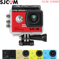Original SJCAM SJ5000X 4K Action Camera WiFi 170 Degree Wide View Angle 12 0 Megapixel NTK96660