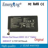3.75V 5070Mah Original Tablet Battery for ASUS Memo Pad Smart K001 10.1