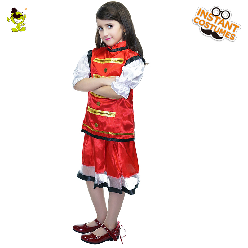 kids new design fireman girls costumes fire fighter career outfits for kids halloween cosplay uniform for - Fire Girl Halloween Costume