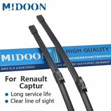 MIDOON стеклоочистители ветрового стекла для Renault Captur(Kaptur) подходит штык оружия/pinch tab оружия 2013