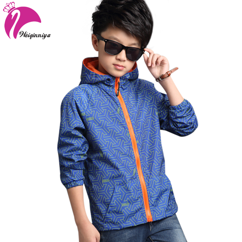 Baby Boys Jacket Coats New Brand Fashion Children Casual Long sleeves Hooded Kids Clothes Outwear Windbreak