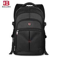 BALANG Men Laptop Backpack Waterproof Travel Business Computer Rucksack Fashion Male School Backpacks Teenagers Mochila Escolar