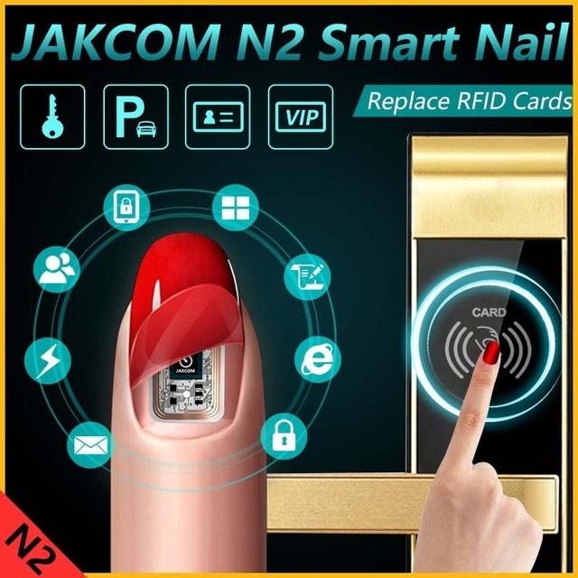 Jakcom N2 Смарт Ногтей Новый Продукт Беспроводной Адаптер Как usb bluetooth адаптер для стерео спикер водонепроницаемый громкой связи car au
