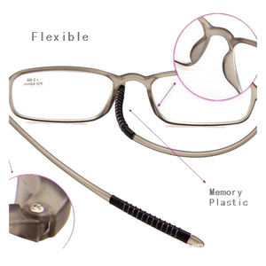 Image 5 - 3 çift paketi klasik Retro yuvarlak çerçeve okuma gözlüğü, öğretmen müzisyen esnek cep okuyucu + 1.0 ila + 3.5 ile birlikte gelir yumuşak kılıf