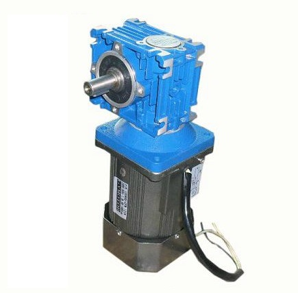 AC 220V 90W with RV30 worm gearbox ,High-torque Constant speed worm Gear motor,Drive motor,Rolling Shutters motor купить