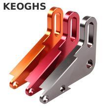 Buy Keoghs Motorcycle Rear Brake Caliper Bracket For 220mm Brake Disc For Rpm/adelin/hf6 4 Piston Brake Caliper For Yamaha Scooter