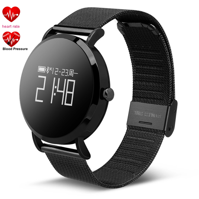 Smart Watch Men CV08 Wristwatch Women Sports Smartwatch Fitness Tracker Heart Rate Blood Pressure Monitor for Android IOS Phone leegoal bluetooth smart watch heart rate monitor reminder passometer sleep fitness tracker wrist smartwatch for ios android