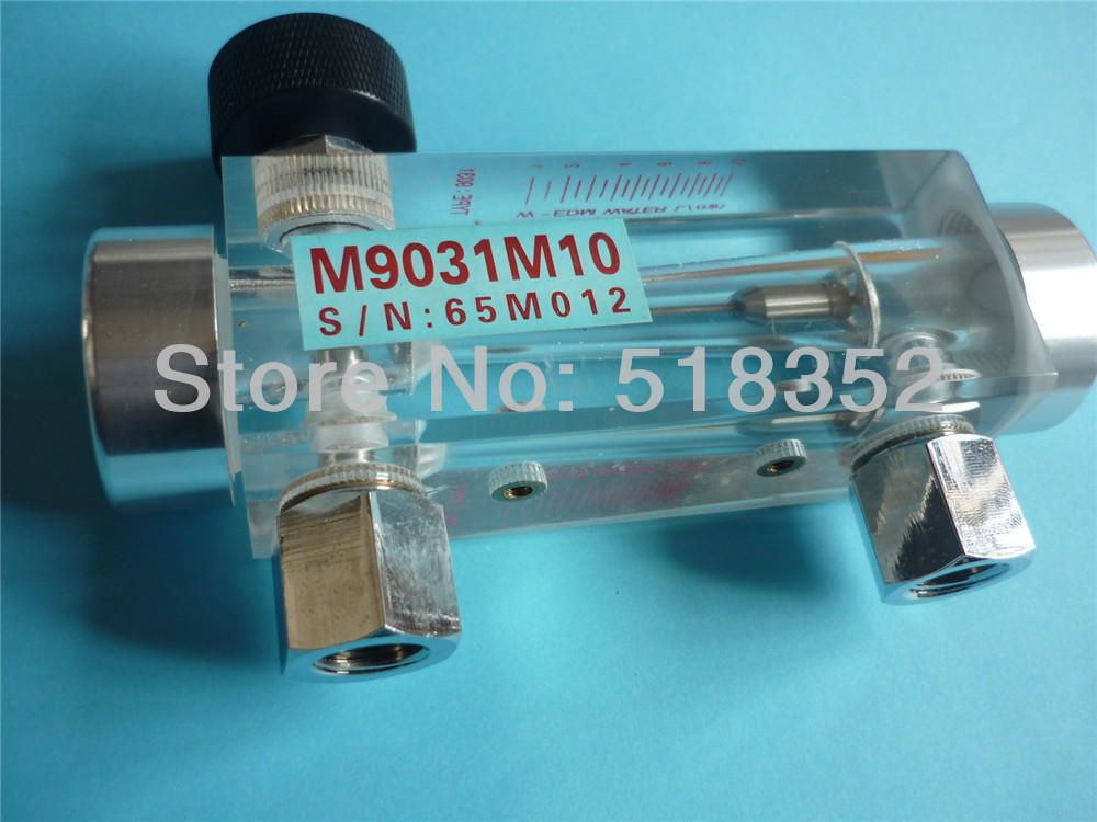 Accutex Flowmeter for WEDM-LS Wire Cutting Machine Tool Part chmer flowmeter for wedm ls wire cutting machine tool part