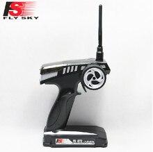 100% Genuine Original Flysky FS GT2 2.4G 2CH Remote Radio Controller Transmitter & Receiver For RC Car Boat