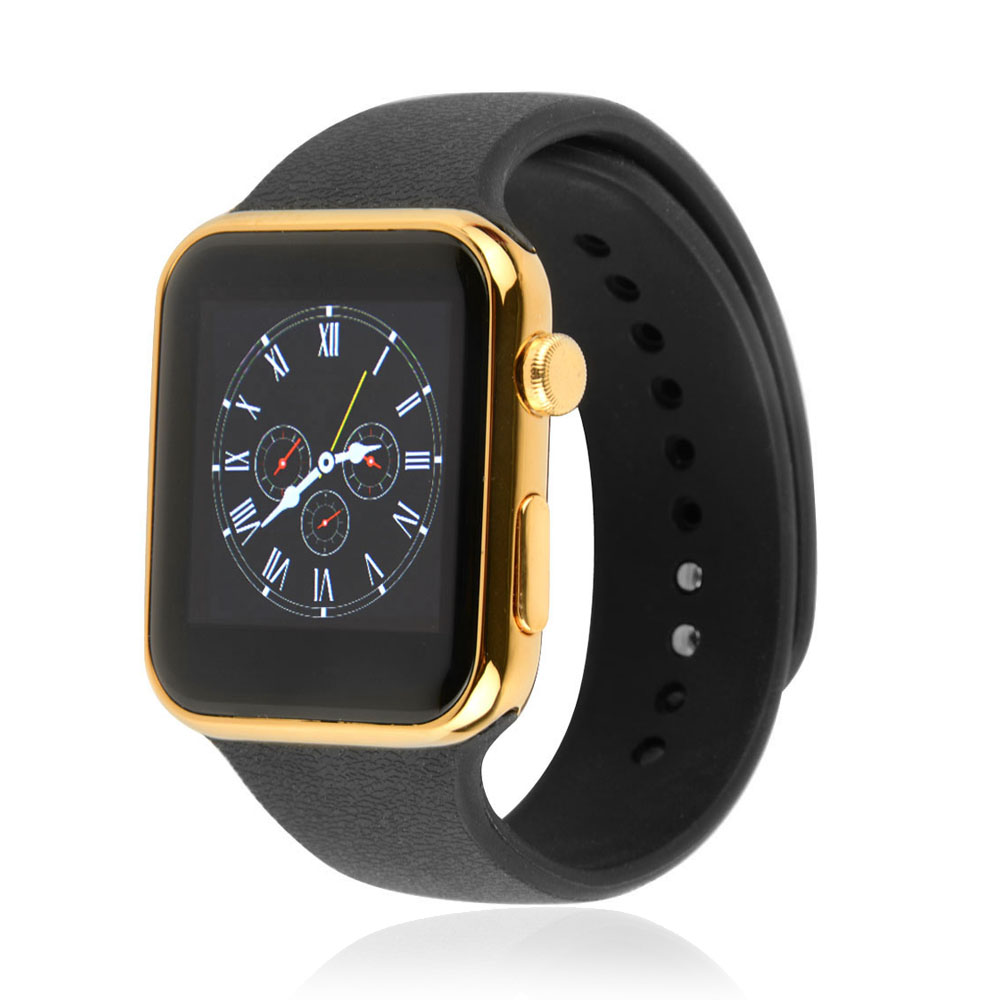TUFEN Smartwatch A9 Bluetooth Smart watch for Apple Android Phone Men Smartphone Watch with Heart Rate relogio inteligent reloj