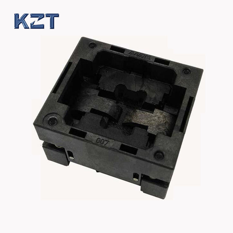 BGA48 OPEN TOP burn-in socket pitch 0.8mm IC size 9.5*12mm BGA48(9.5*12)-0.8-TP09/50N BGA48 VFBGA48 Burn in/programmer socket bga81 open top burn in socket pitch 1 0mm ic size 14 18mm bga81 14 18 1 0 tp02 50n bga81 vfbga81 burn in programmer socket