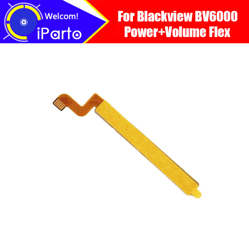 4.7 inch <font><b>Blackview</b></font> <font><b>BV6000</b></font> Side Button Flex 100% Original Power + Volume button Flex Cable repair <font><b>parts</b></font> for <font><b>BV6000</b></font>. image