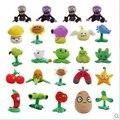 1 шт. 13-20 см 8 Стили Растения против Зомби Плюшевые Игрушки Мягкие фаршированные Плюшевые Игрушки Куклы Детские Игрушки для Детей Подарки Партии игрушки