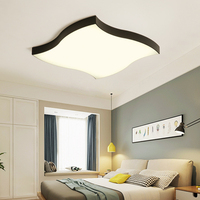 Home Room Indoor LED lighting Creative Personality Remote Control LED Bedroom Study Room Lamp Modern Simplicity LED Celling Lamp