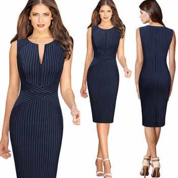 Vfemage Dresses Blue Sleeveless 2