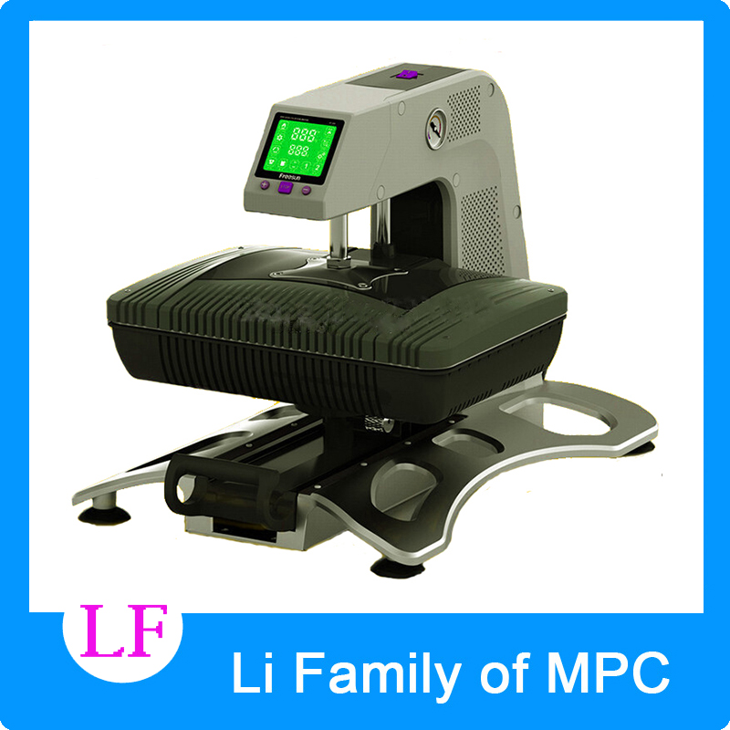 multifunction 3d stamping sublimation machine heat hot press machine ST-420 for phone case mugsT-shirt etc