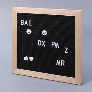 2020 New High Quality Characters For Felt Letter Board 340 Piece Numbers For Changeable Letter Board