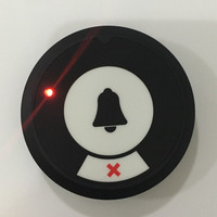 Pocsag Paging System Transmitter Two Keys Icon Call Button Long Range Signal Distance 402 470Mhz Alpha