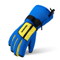NANDN Winter Children Skiing Gloves Windproof Waterproof Riding Thickness Cotton Gloves Sports Ski Snowboard Snow Gloves