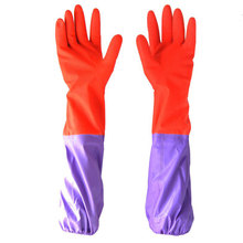 New Garden Dish Gloves Rubber Protection Safety Washing Cleaning Laundry Waterproof Gloves