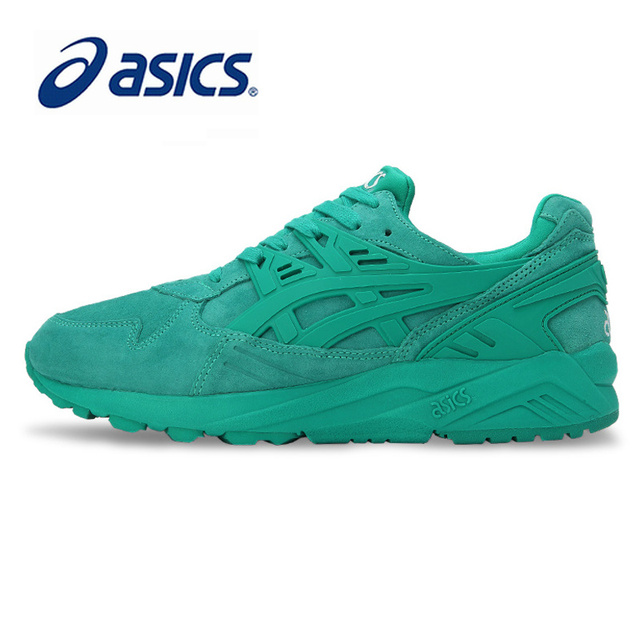 36fc510a86 Original ASICS Lifestyle Men Shoes Breathable Cushioning Running Low-Top  Leisure Retro Sports Shoes Sneakers Outdoor Athletic