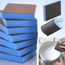 Высококачественная нанометровая Волшебная Чистящая Щетка, Песочная губка, щетка для удаления нагара, кухонная чаша, кастрюля, губка для чистки, инструменты