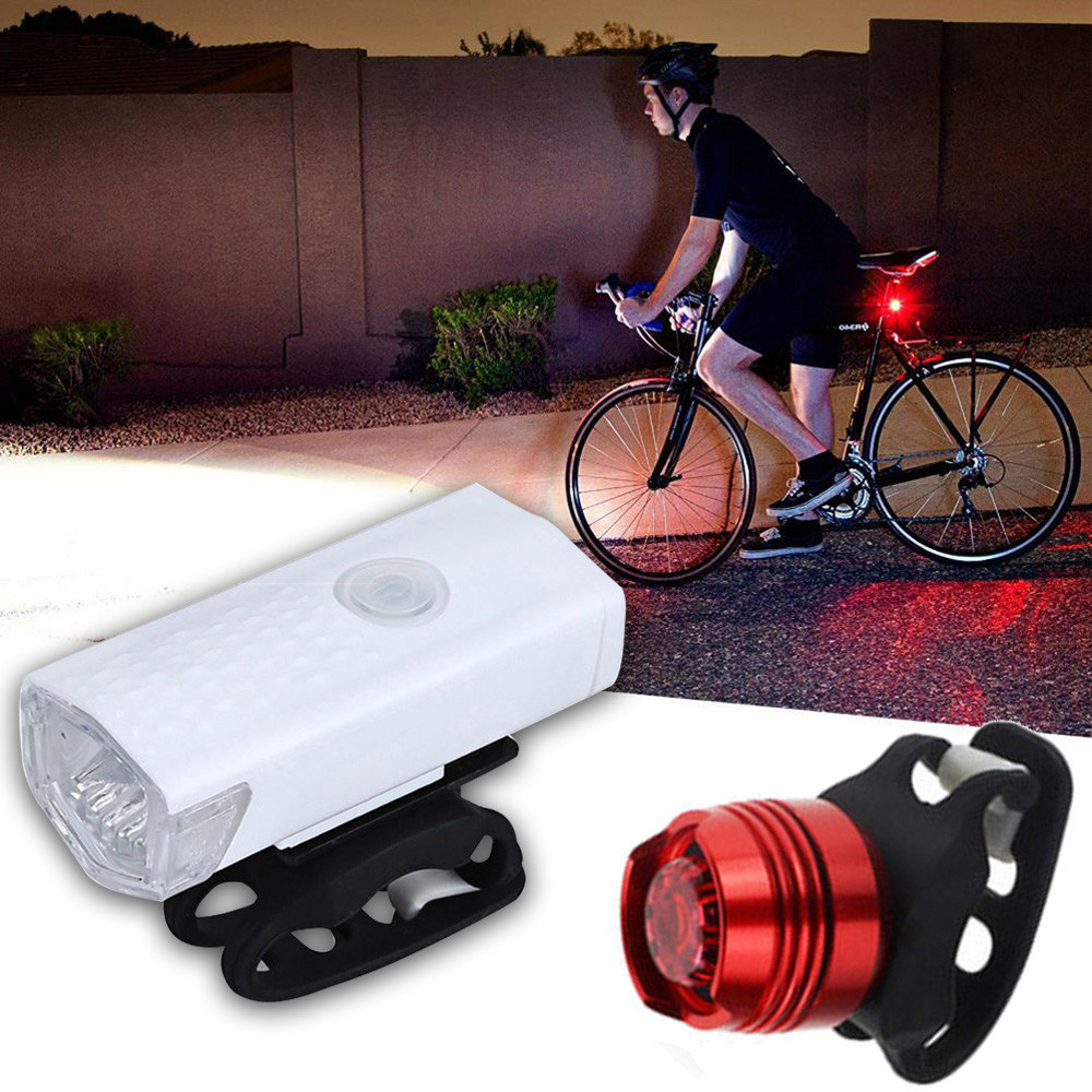 3800 Lum LED Bike Cycling Front Head Flashing Light Lamp Rechargeable Waterproof