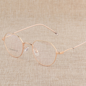 Image 5 - Hotony Prescription Eyeglasses Optical Spectacle Glasses Frame with 6 Optional Colors Free Assembly with Optical Lenses D818