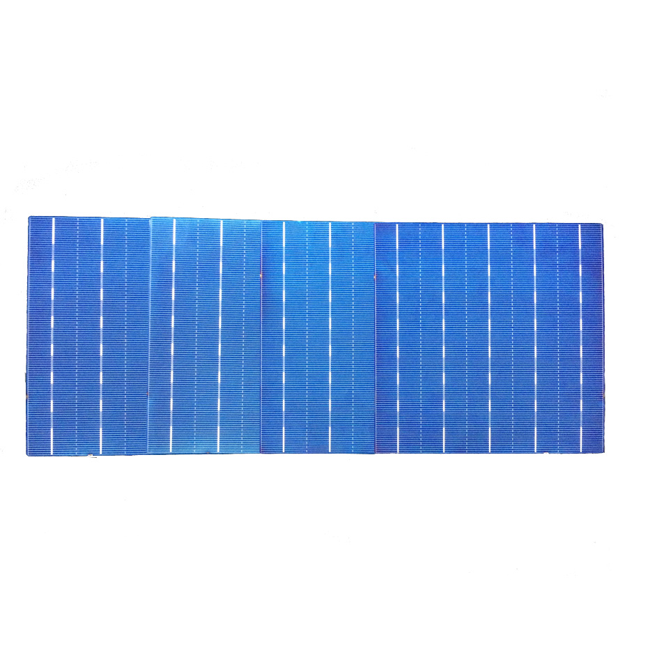 Image 5 - 20Pcs 5BB Photovoltaic Polycrystalline Solar Cells 4.5W 156.75*156.75MM 6x6 DIY Solar panel/Battery Charger For electronics-in Solar Cells from Consumer Electronics