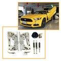 Высококачественные высокопрочные дверные петли Sicssor 90 градусов Lambo дверные комплекты для Ford Mustang 2 3