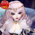 OUENEIFS волшебная страна minifee хлоя bjd 1/4 модель тела reborn baby девушки мальчиков куклы глаза Высокое Качество toys магазин макияж смолы аниме
