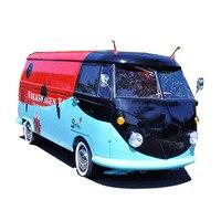 Горячая Распродажа Жук 4,3 м кабель для мобильных общественный электро модель T1 фаст фуд корзина/грузовик/прицеп для использования на открыт