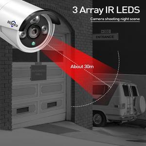 Image 4 - Hiseeu 4CH 1080P Wireless CCTV Camera System Wifi 2pcs 2MP Metal Waterproof IP Camera Outdoor Security Video Surveillance Kit