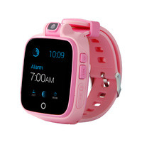 Q400 Smart Watch Children Safe Monitor GPS Sports Tracker Wristwatch Kid Android Waterproof Baby Camera Support SIM 4G Network
