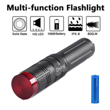 PANYUE 2000LM L2 LED Waterproof scuba Diver Diving Flashlight underwater Flash Light Torch 30000lumens professional powerful xml l2 led waterproof scuba diving flashlight diver light led underwater torch lamp lanterna