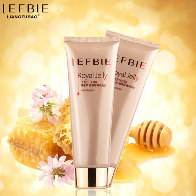Facial Cleansing Cream Glycerin Honey Skin Cleansing Exfoliating Pore  Whitening Ageless Gel for Face Washing Facial