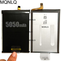 Original 5050mAh For Doogee BL5000 Battery Replacement For Doogee BL5000 Batteries Smart Phone MQNLQ