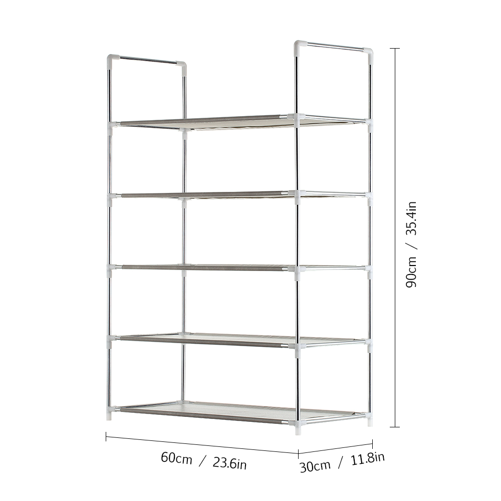 Up To 6-Tier Shoe Racks 23