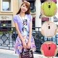 14 Cores do Verão Das Mulheres Com Decote Em V de Malha Blusas Cardigans Senhora Tricô Casuais Solta de Manga Curta Elástico Fino Outwear