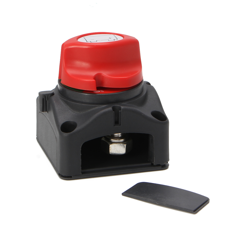 Battery Switch Isolator Power On/Off Disconnect Switch For Boat Cars Vehicles|RV Parts & Accessories| |  -