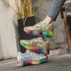 2019 New Rainbow Shoes Breatha