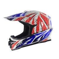2017 Hot Sale Motorcycle Helmet Casque Moto Helmets Motocross Off Road Man Helmet Boy Girl Protective