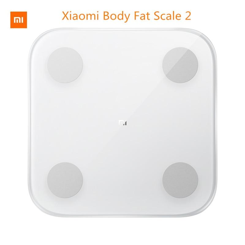 Xiaomi Body-Fat-Scale Test-Body Bluetooth Smart Hidden 2 Monitor Led-Display