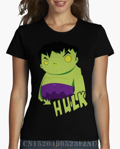 Summer The price of t shirts girl Hulk Girl Short sleeves Casual Knitted hip hop women Design High Quality