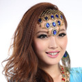 Belly dance accessories indian dance hair accessory accessories peoperties headband hair bands dance hairpin