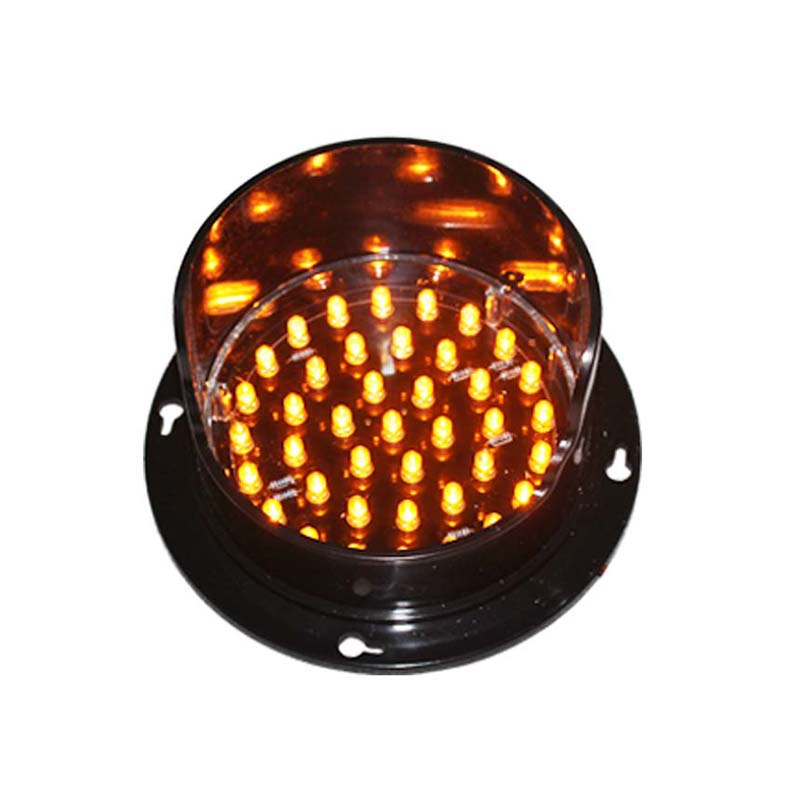 Bright 12w New Arrival Red White Traffic Signal Light Pc Housing 110v 220v Fine Quality Back To Search Resultssecurity & Protection Roadway Safety