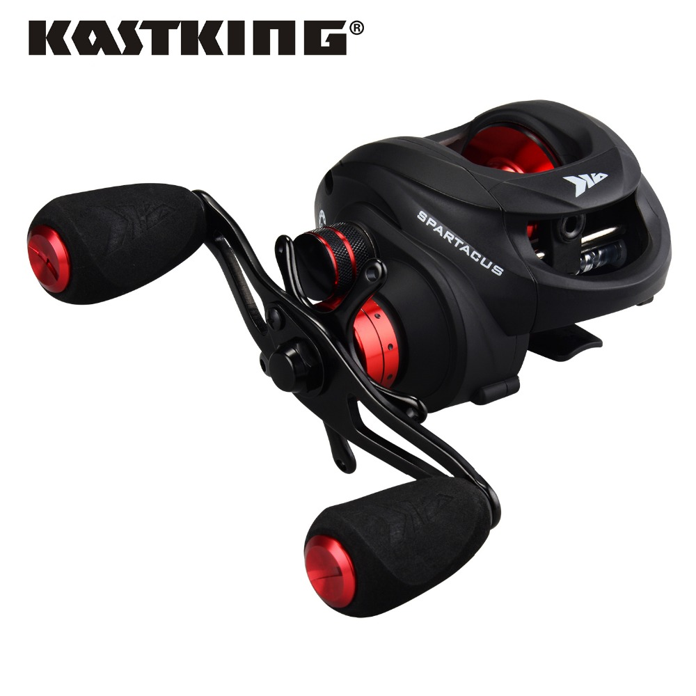 KastKing New Spartacus 4 Different Colors 6 3 1 Baitcasting Reel 11 1 BBs 8KG 17