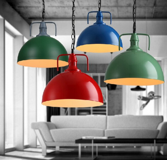 American Loft Style LED Pendant Light Fixtures Vintage Industrial Lighting For Dining Room Hanging Lamp Lustres Pendentes iron loft style led pendant light fixtures vintage industrial lighting for dining room rh hanging lamp lustres pendentes